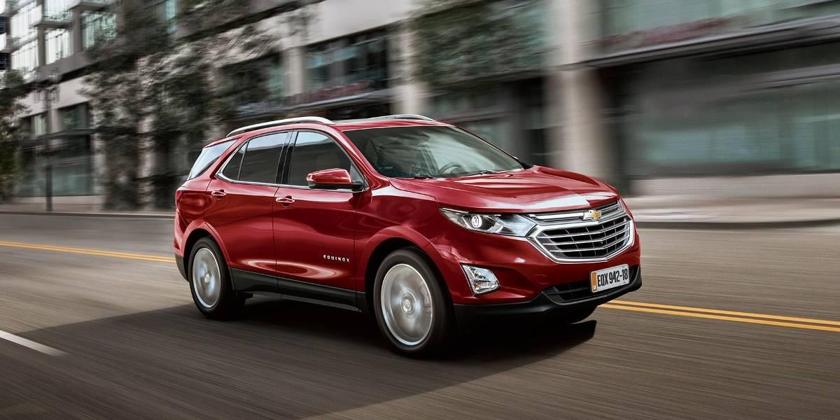 Chevrolet hace retornar la Equinox al mercado chileno
