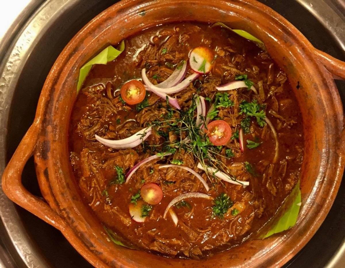 Festival de comida mexicana