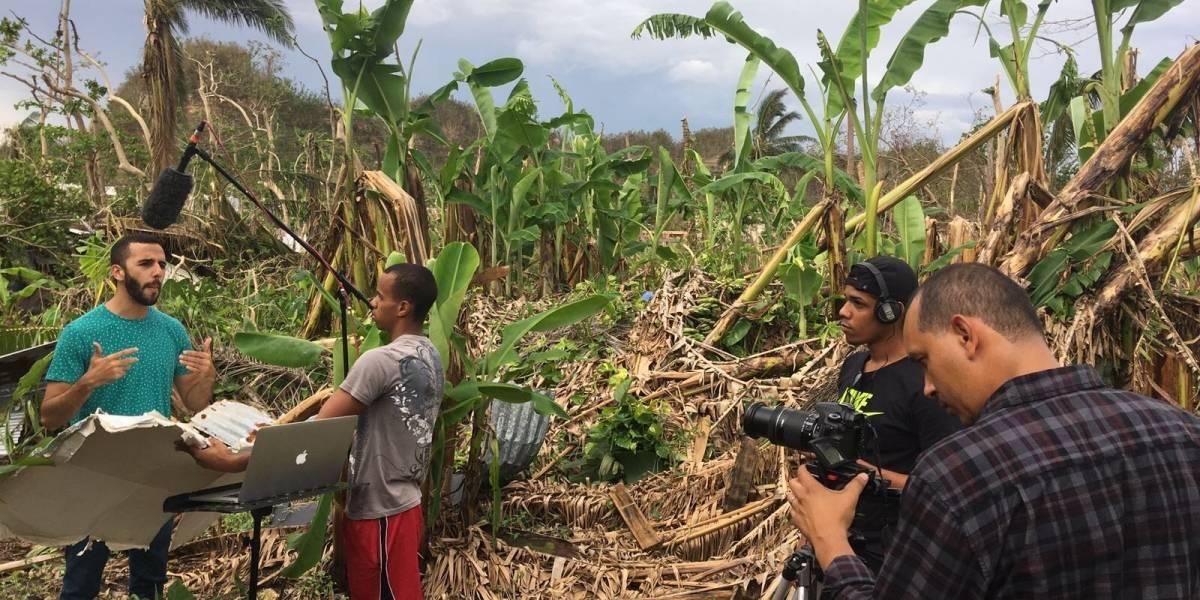 El corazón del puertorriqueño es más grande que un huracán