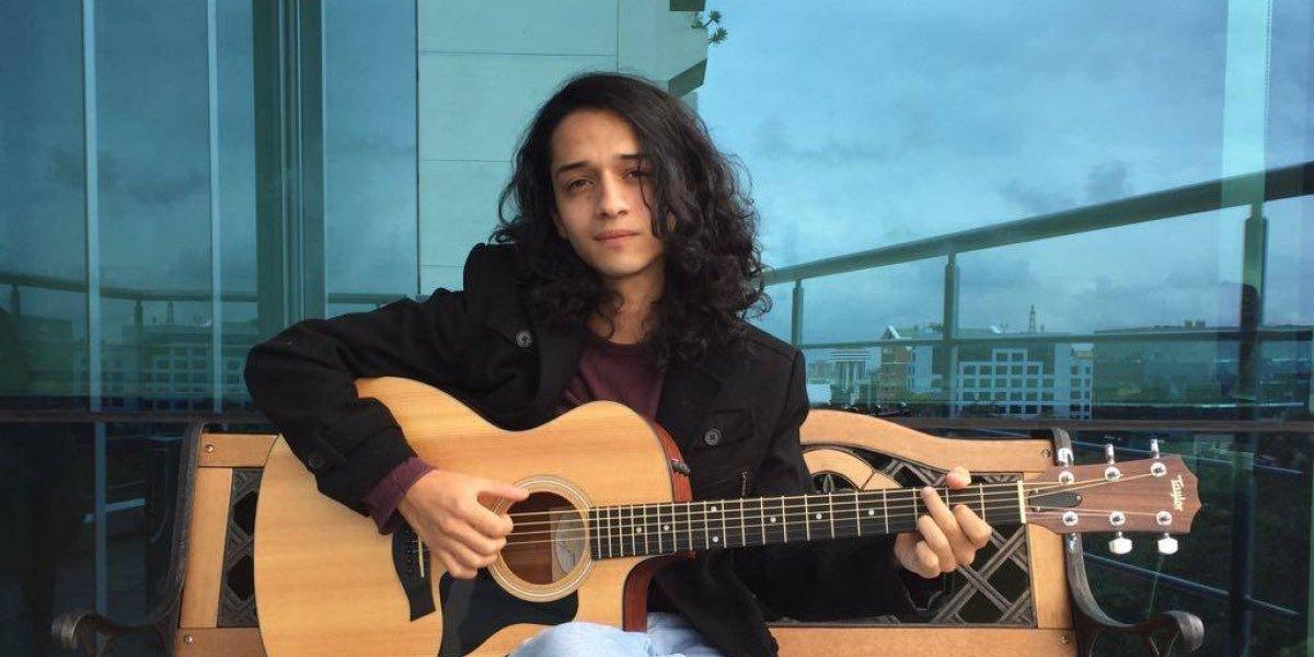 """Gabriel Fuentes: """"Mis canciones son recopilaciones de excesos emocionales"""""""
