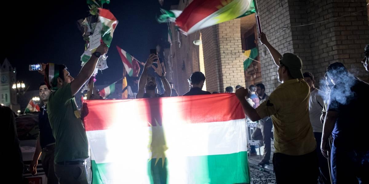 El ejército iraquí mueve fichas para evitar independencia kurda