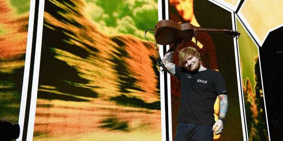 Ed Sheeran cancela el resto de su gira