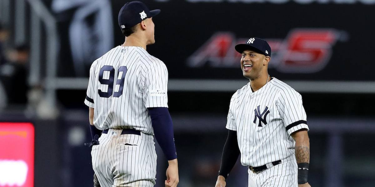 Yanquis sigue vivo en final de Liga Americana tras apalear a Astros