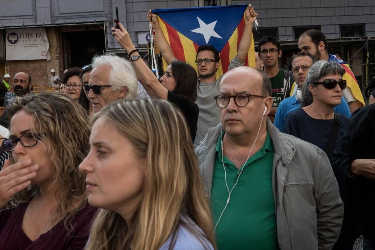 Las protestas en Barcelona y Cataluña podrían continuar.