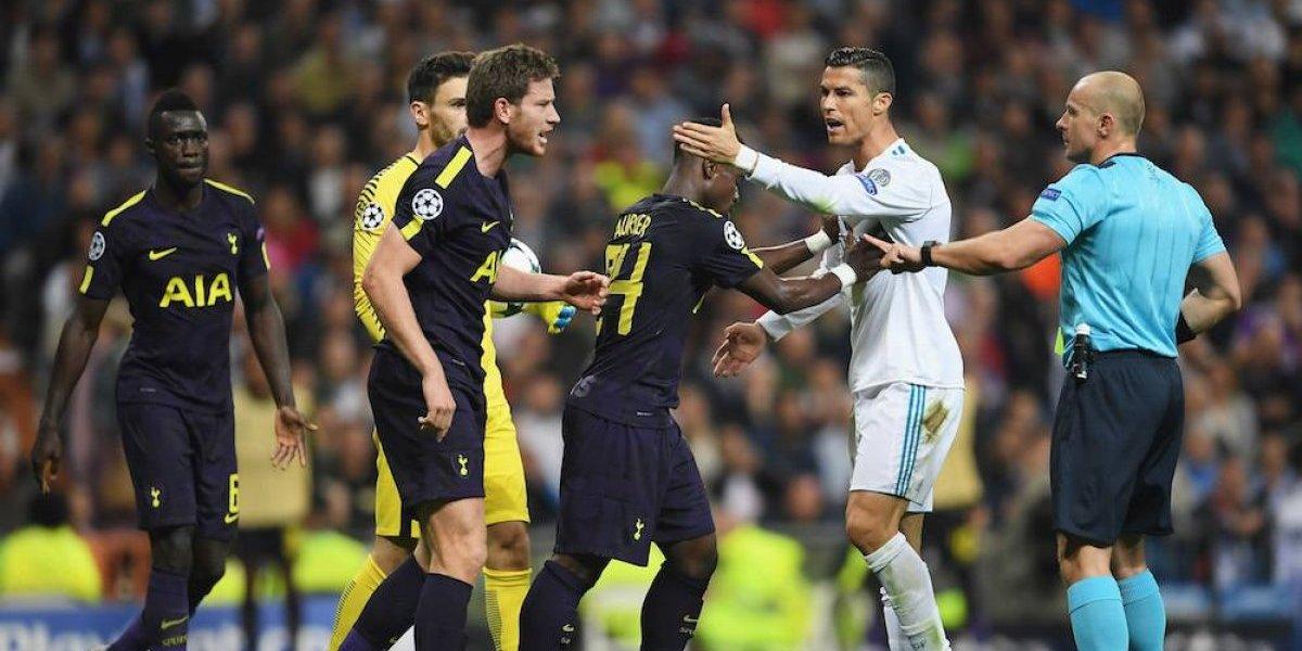 Tottenham hace sufrir al Real Madrid en la Champions