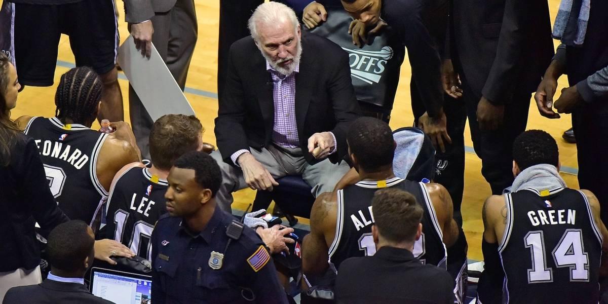 """""""Cobarde desalmado"""", coach de la NBA lanza mensaje para Trump"""