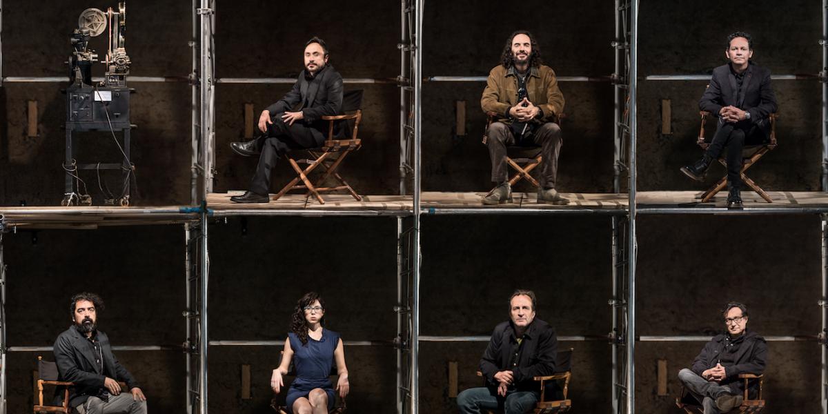 'La habitación', una cinta que reúne a ocho directores mexicanos