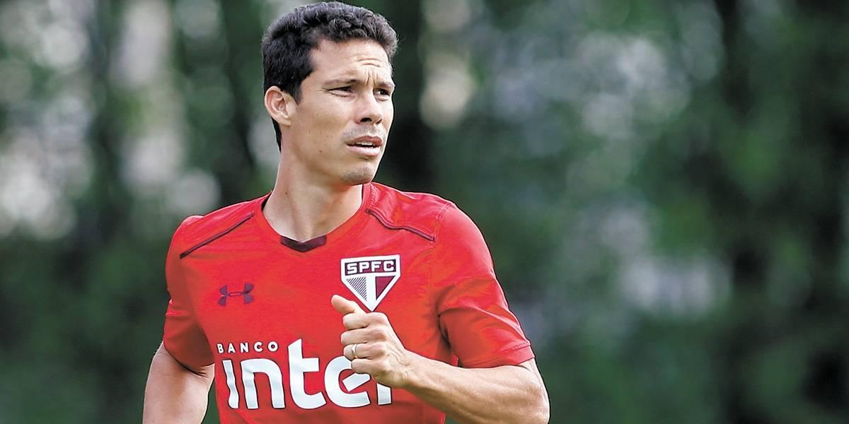Para Hernanes, 'São Paulo esteve no fundo do poço e precisa aprender com erros'