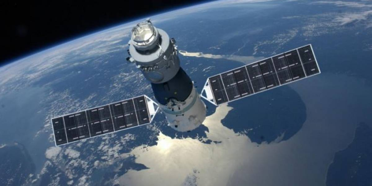Una estación espacial china caerá en la Tierra en los próximos meses