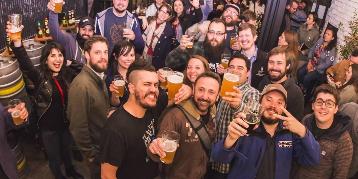 1.400 cervezas competirán por la Copa Cervezas de América en Chile