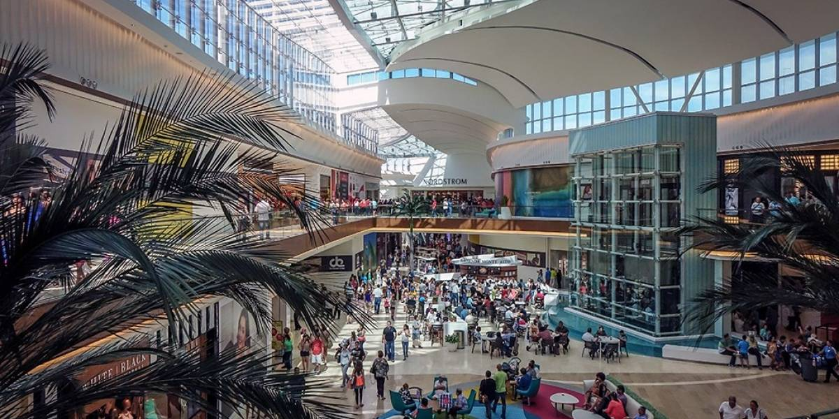Reabre The Mall of San Juan