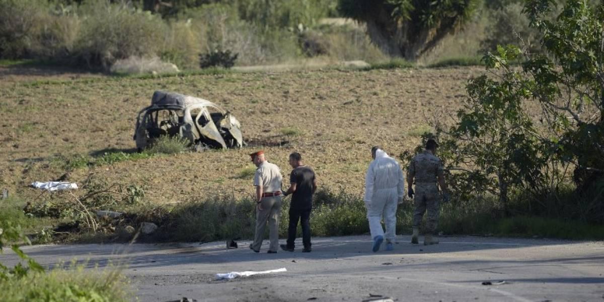 """""""Un crimen contra la libertad de expresión"""": el misterioso asesinato de periodista que lideró denuncias de los Panama Papers en Malta"""