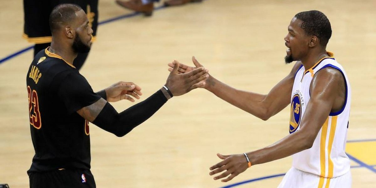 ¡Arranca la NBA! Objetivo: derrocar a Warriors y Cavs