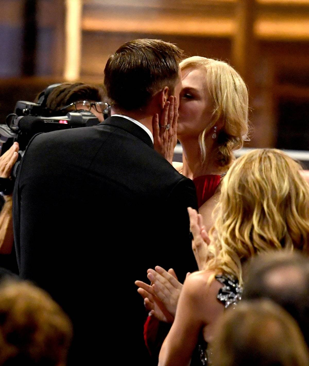 Nicole Kidman y Alezander Skarsgard