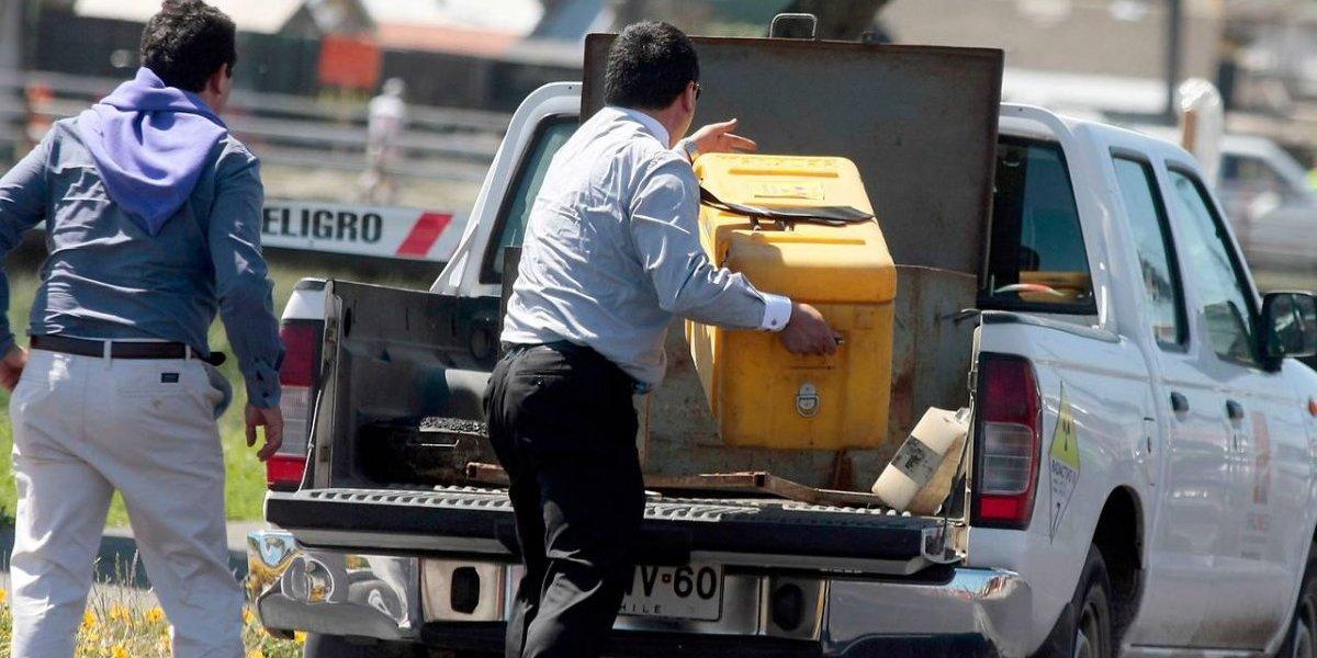Roban peligroso densímetro nuclear en Maipú: autoridades llamar a tener cuidado con su manipulación