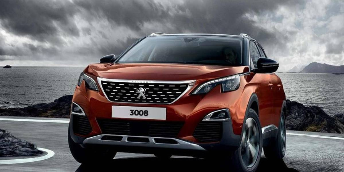 Peugeot festeja el mejor mes de su historia en Chile