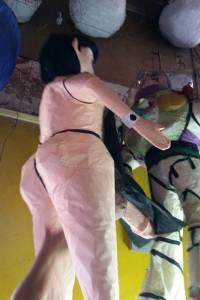 Piñata para despedida de soltera.