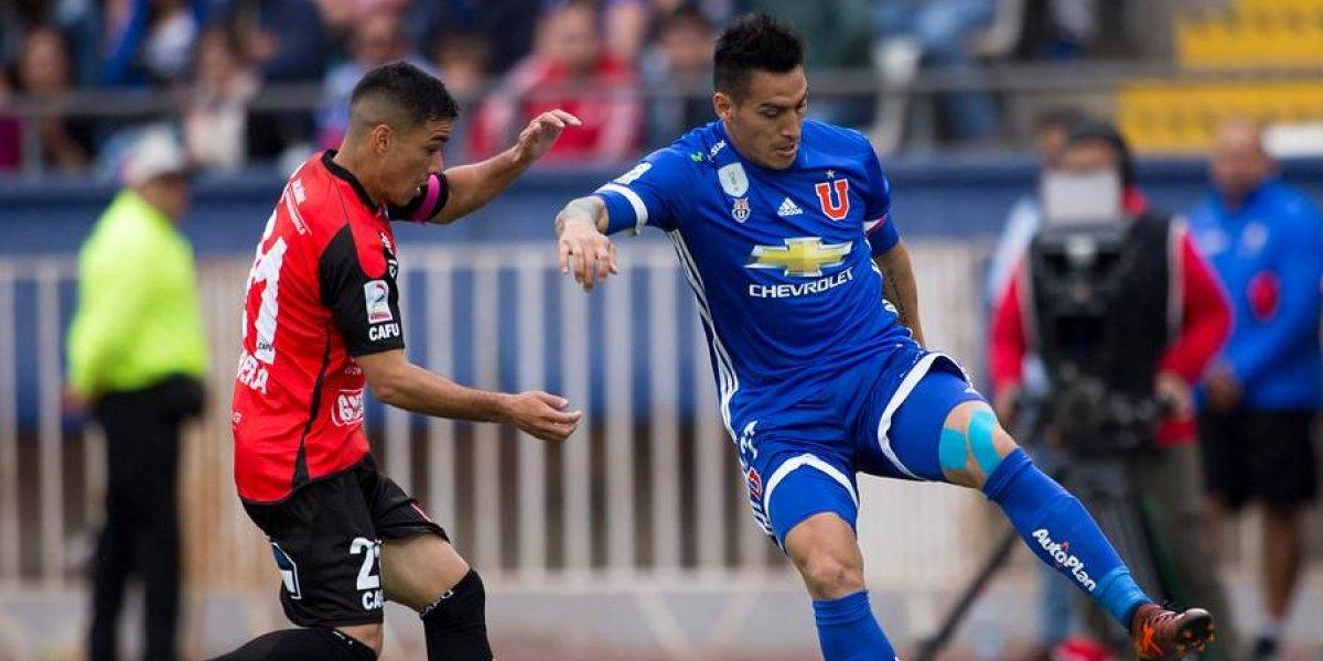 La U armó formación para la Copa Chile sin sus figuras de selección