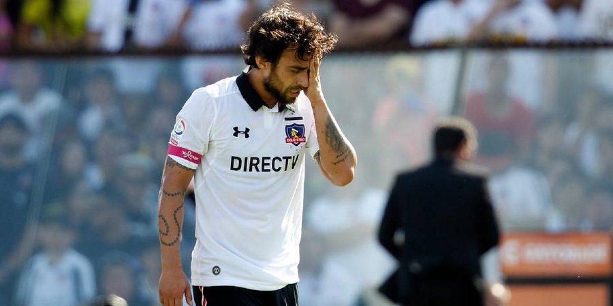 Funcionaron los trucos: Jorge Valdivia sólo recibió una fecha de sanción