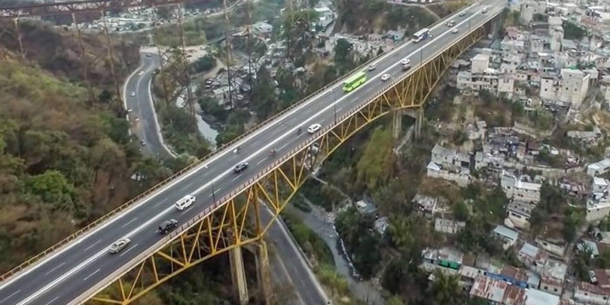 Trabajos en puente Belice empezarán cuando se desaloje a las personas que viven abajo