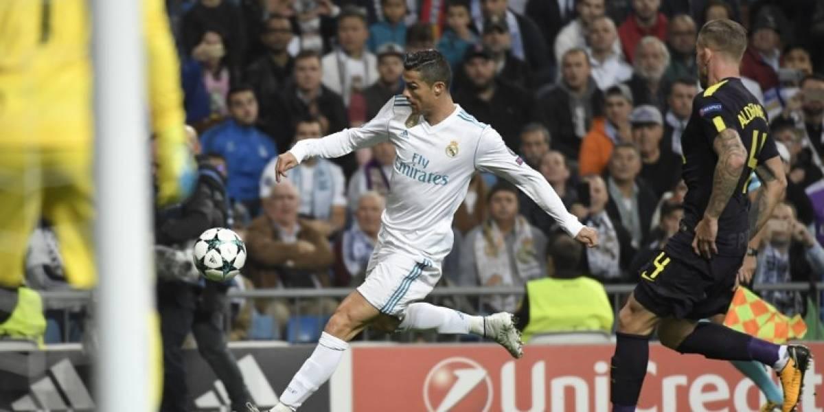 Madrid y Tottenham dividen puntos en la Champions