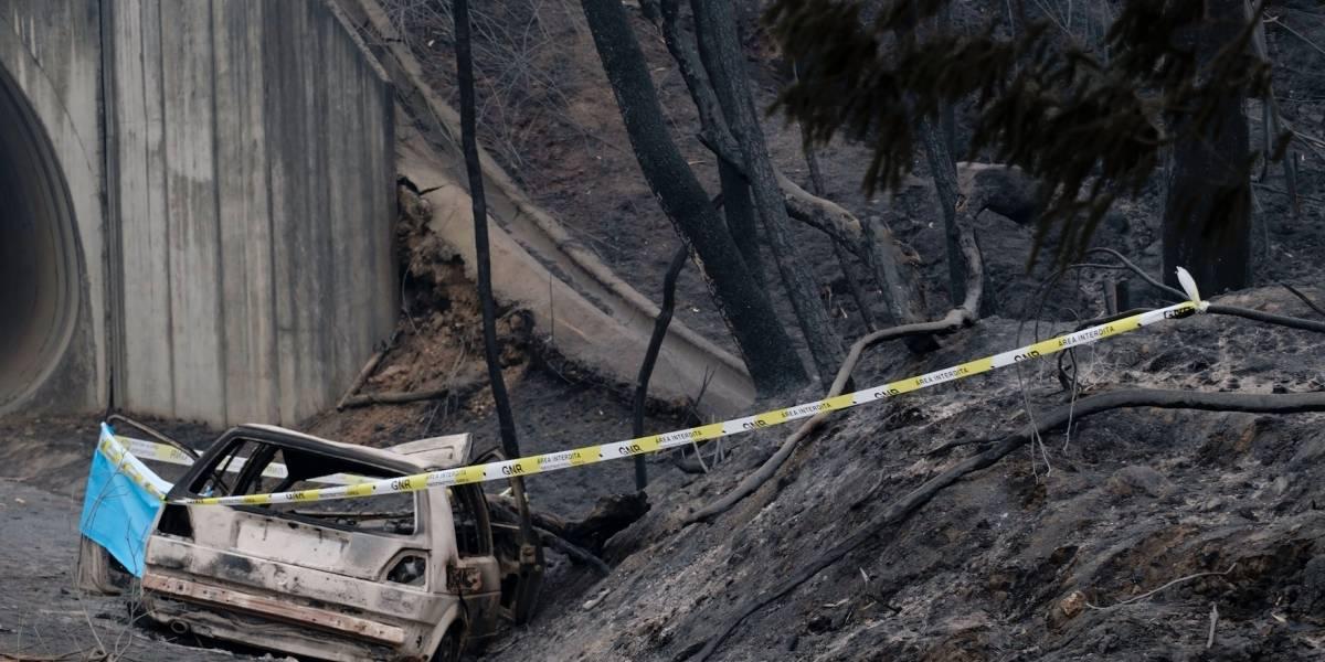 45 muertos por incendios provocan ira en Portugal y España