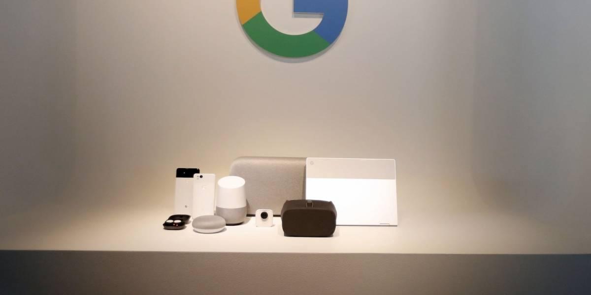 Google muestra novedades en tiendas pasajeras de Los Ángeles y Nueva York