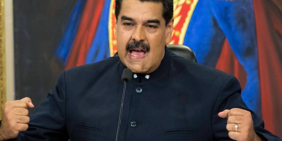 Maduro acusa a Facebook e Instagram de vetar sus mensajes