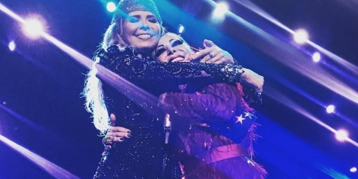 Cambian de fecha concierto de Gloria Trevi y Alejandra Guzmán