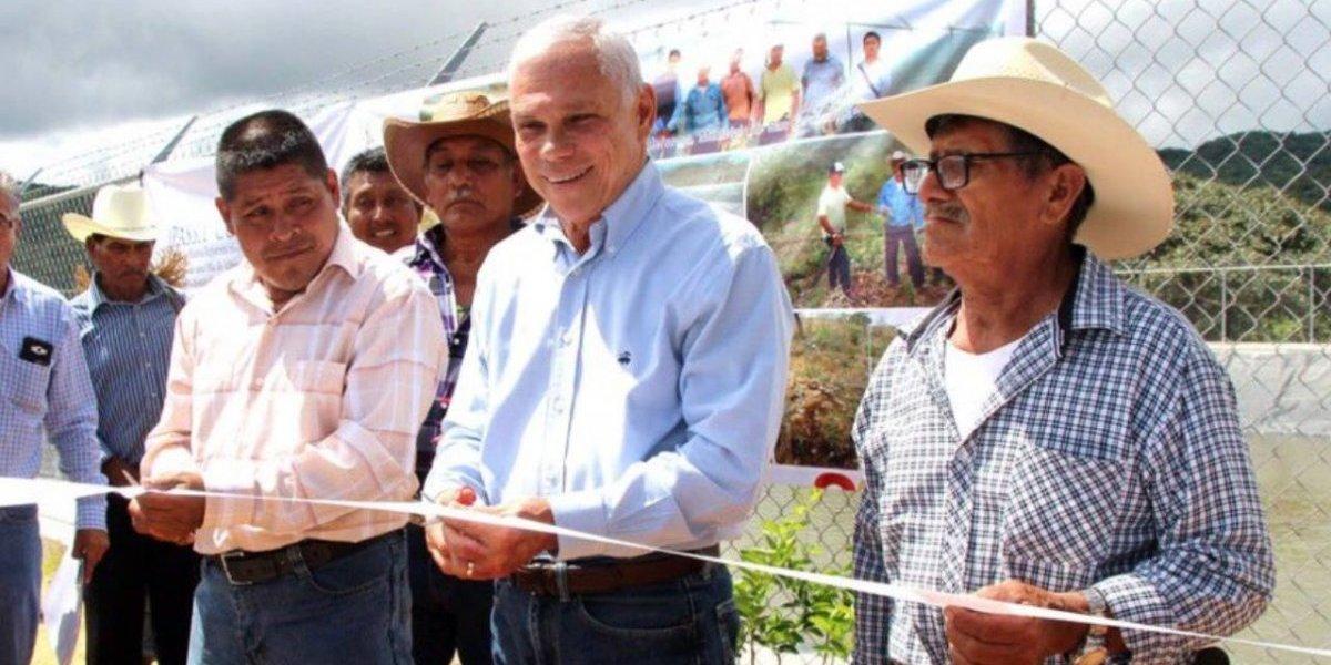 Deja Aguilar Bodegas la Secam en Chiapas