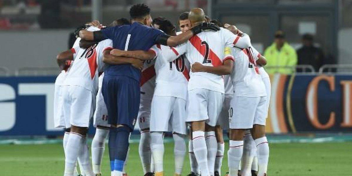 """La selección de Perú viajará """"sedada"""" y en un avión acondicionado a Nueva Zelanda"""