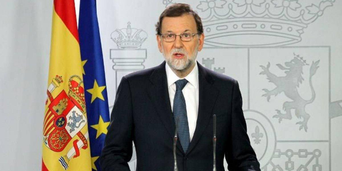 Rajoy frenará la intervención en Cataluña si Puigdemont convoca elecciones
