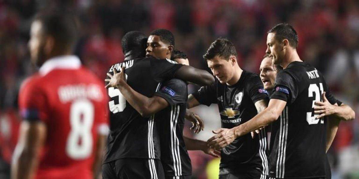 Manchester United se aprovechó del arquero más joven de la historia de la Champions