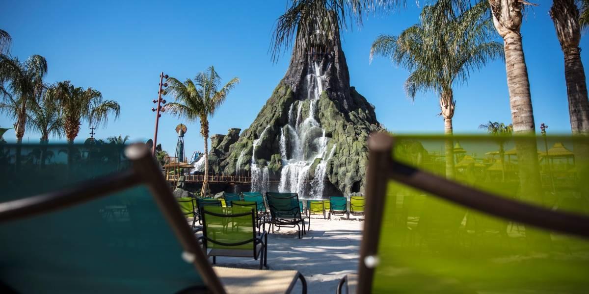 Conheça o mais novo parque aquático do Universal Orlando Resort: Volcano Bay