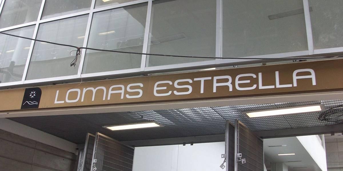 Muere hombre de 55 años en el baño del metro Lomas Estrella