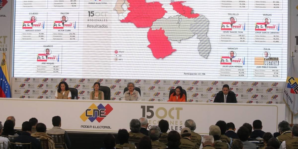 Gobernadores opositores no jurarán cargo ante la Asamblea Nacional Constituyente de Venezuela
