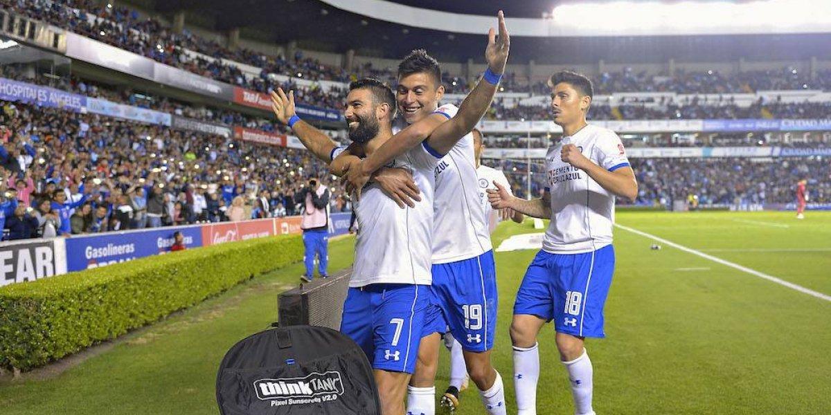 Polémico triunfo del Cruz Azul sobre el Querétaro