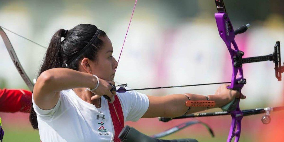 Avitia y Álvarez siguen con vida en el Mundial de tiro con arco