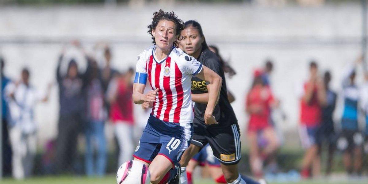 Chivas y América podrían enfrentarse en semifinales de Liga MX Femenil