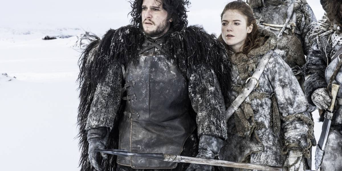 """Game of thrones"": Rose Leslie obligó a Kit Harington a vestirse de Jon Snow para una fiesta de disfraces"
