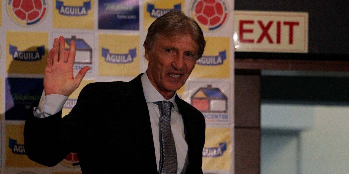 El indicio que confirma que José Pékerman se va de la Selección Colombia