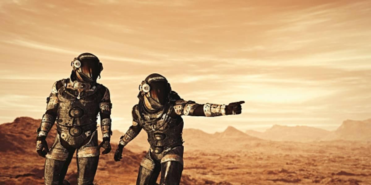NASA que podría adelantar la llegada del hombre a Marte