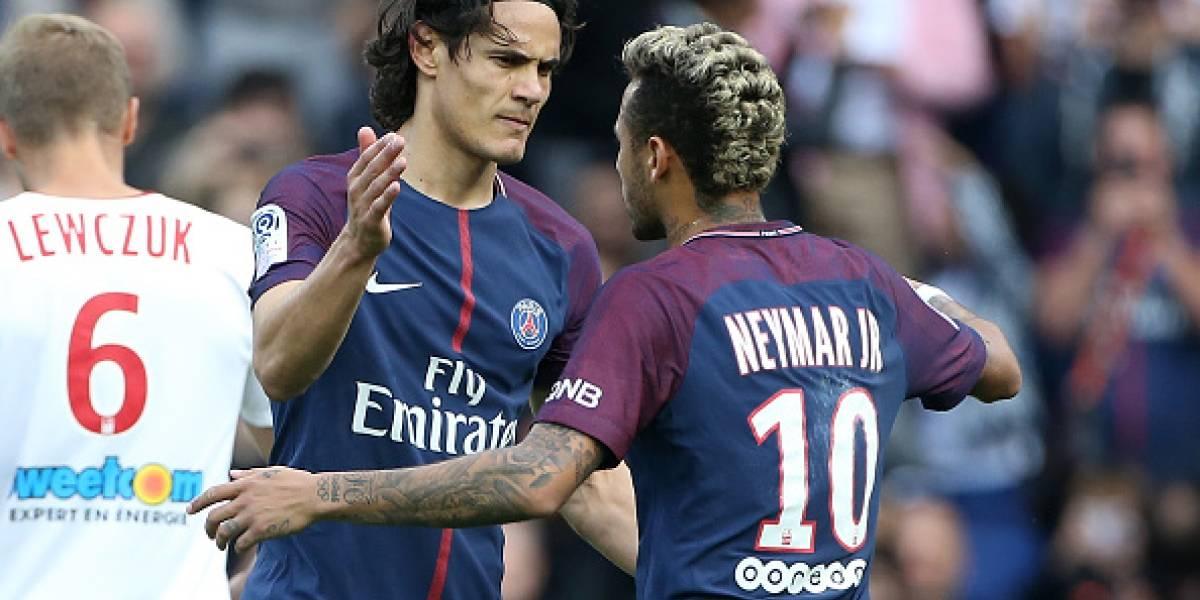 Cavani sobre su relación con Neymar: No necesitamos ser amigos