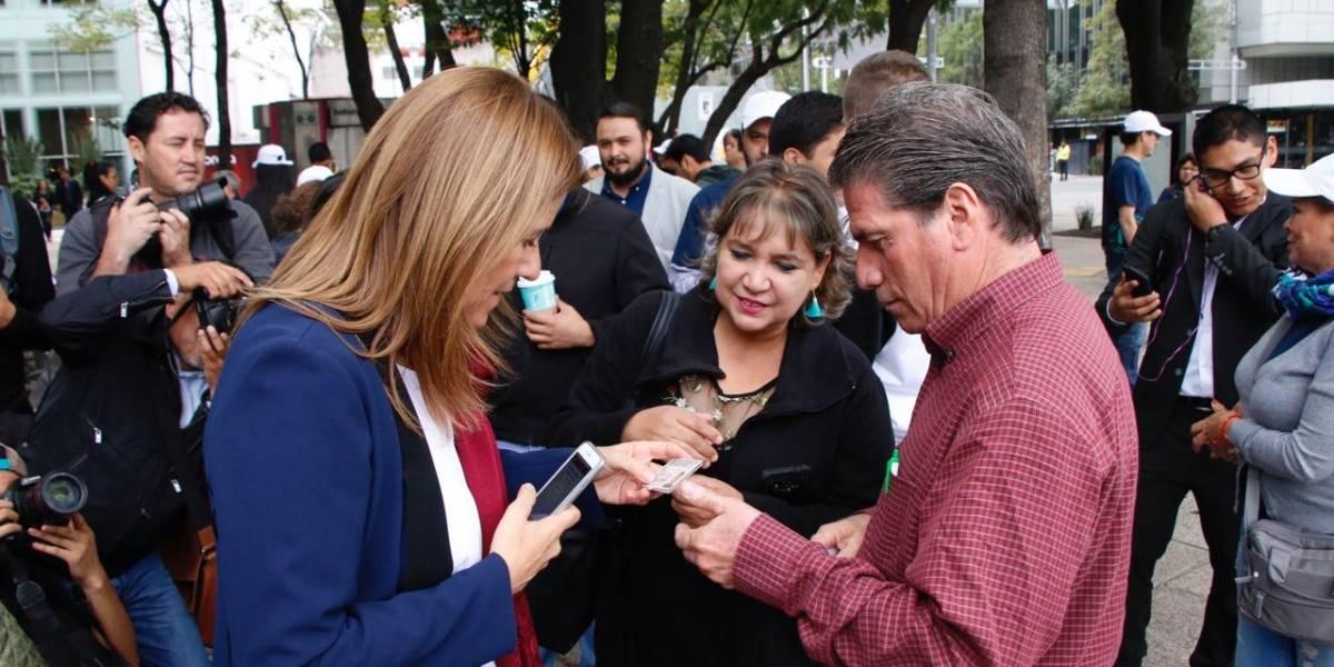 Suman 45 los candidatos independientes a la lucha por la presidencia