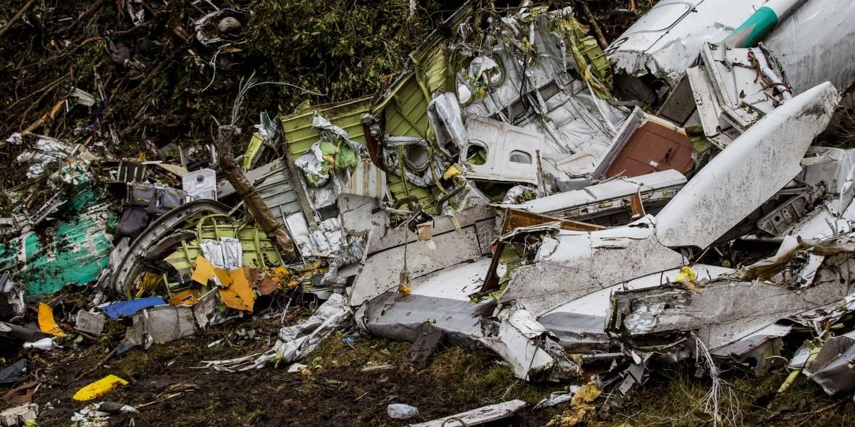 Romário pede pensão temporária às famílias de vítimas de acidente da Chapecoense