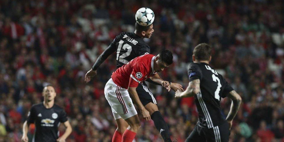 Jiménez y Benfica siguen sin ganar en la Champions League