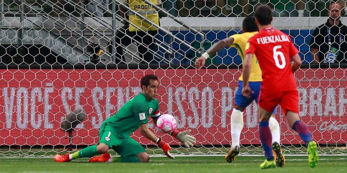 Arquero del City asegura que Bravo sigue triste tras eliminación
