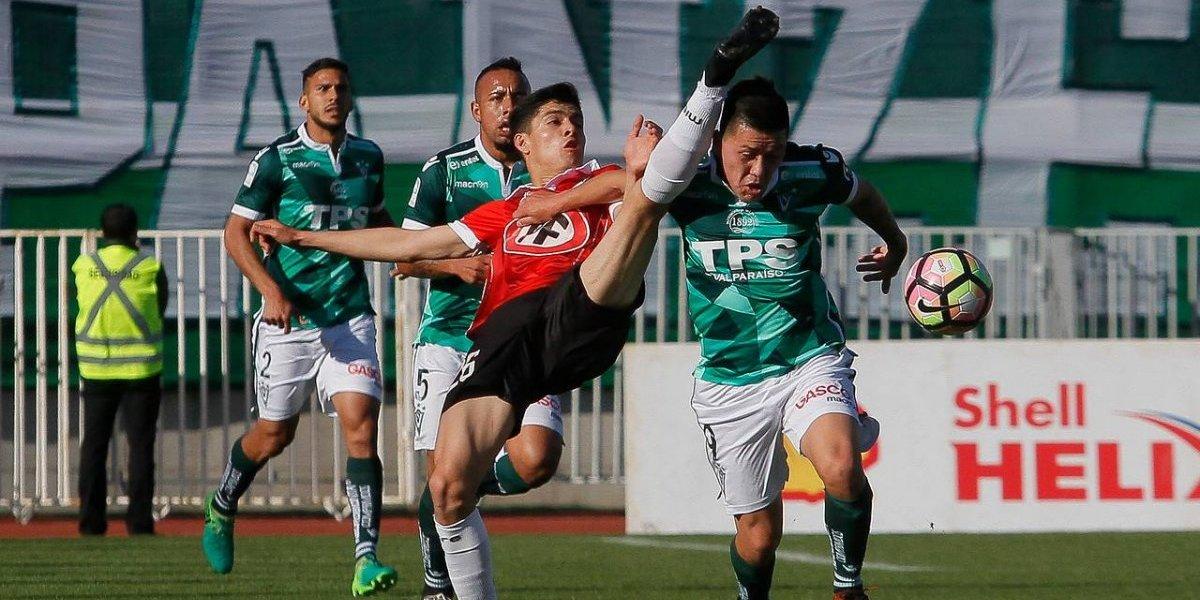 Así vivimos la semifinal de ida de Copa Chile entre Wanderers y Huachipato