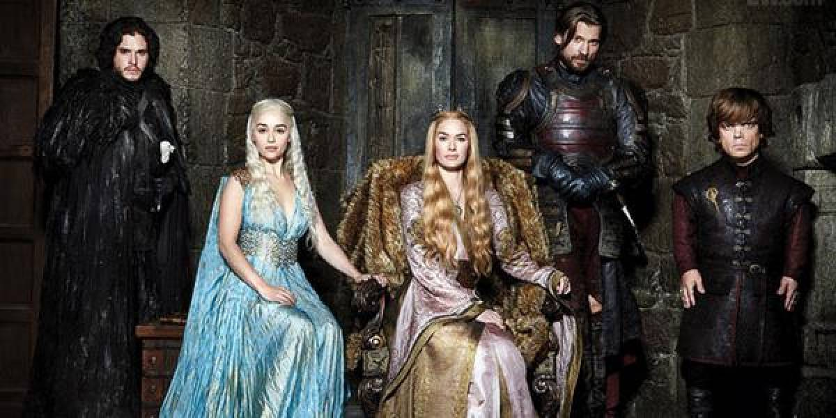 "Actriz de ""Game of Thrones"" revela acoso sexual por parte de Harvey Weinstein"