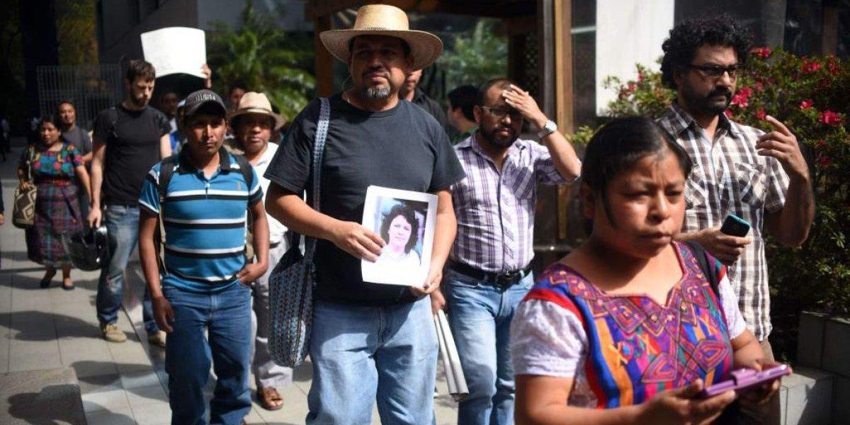 Ganadoras del Nobel de la Paz investigarán violencia contra defensores de derechos humanos en Guatemala